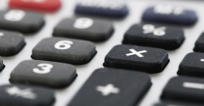2016 Tax Receipts image