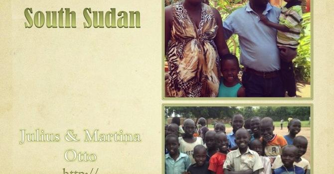 OBK Children - South Sudan image