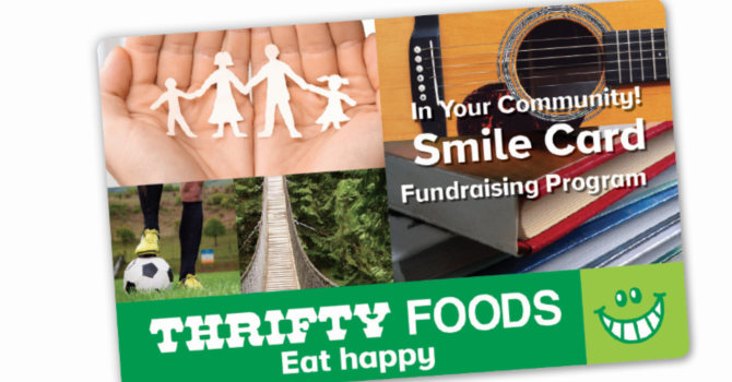 FUNDRAISING WITH THRIFTY FOODS image
