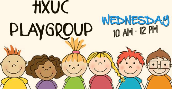 HXUC Playgroup