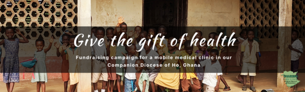Mobile medical clinic for the Diocese of Ho