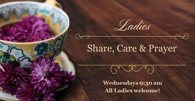 Ladies Share, Care & Prayer