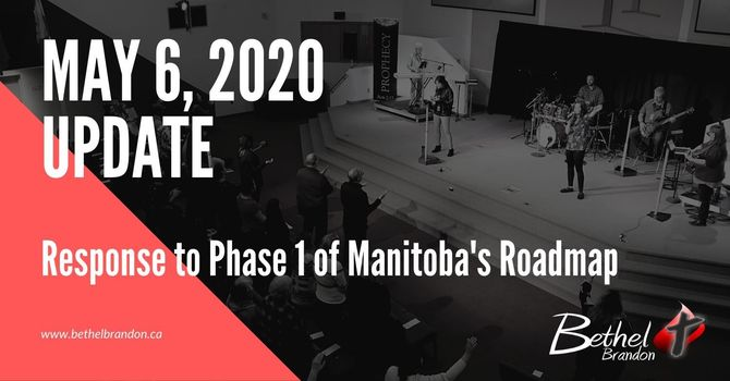 Response to Phase 1 of Manitoba's Roadmap to Recovery