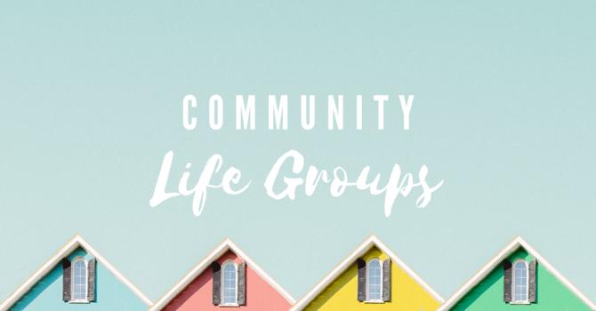 Community Life Groups