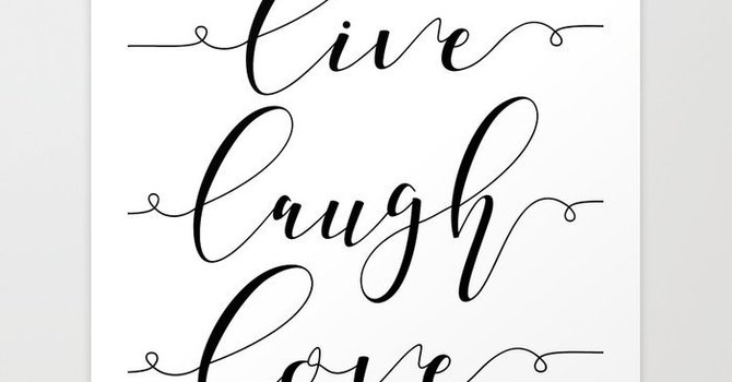 Live Laugh Love image