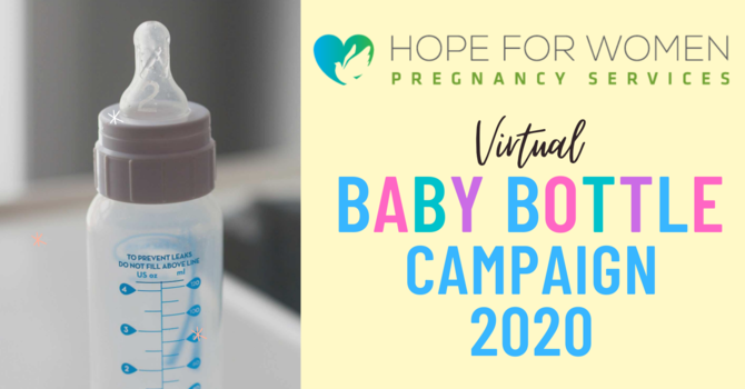 Baby Bottle Campaign 2020