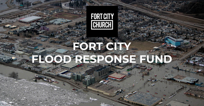 Fort McMurray Flood Response image