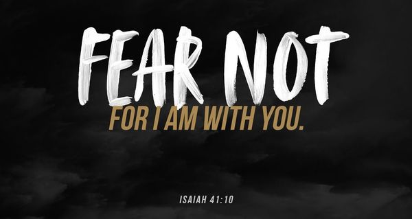 Fear Not Series