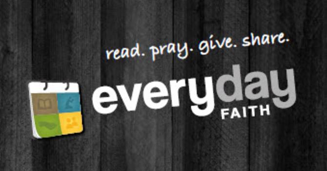 Every Day Faith