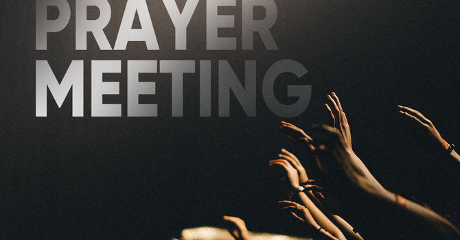 Prayer Meeting Restart image