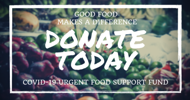 COVID-19 Urgent Food Support Fund  for the  Shelbourne Community Kitchen