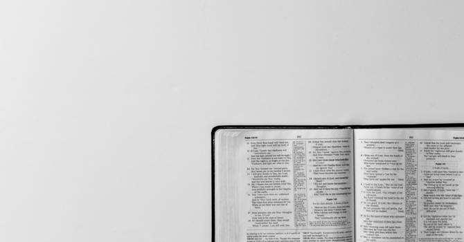 Gospel of Matthew: A wide-view on Matthew image