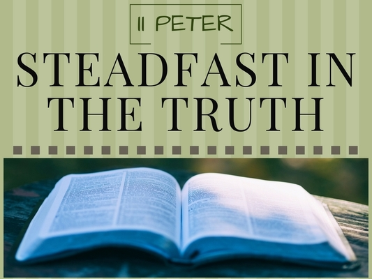 Steadfast In The Truth