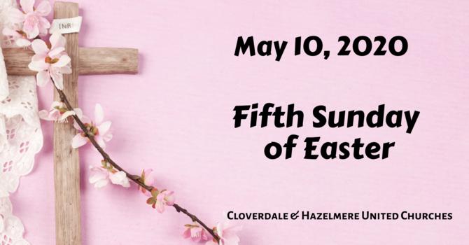 May 10, 2020 Worship Service image