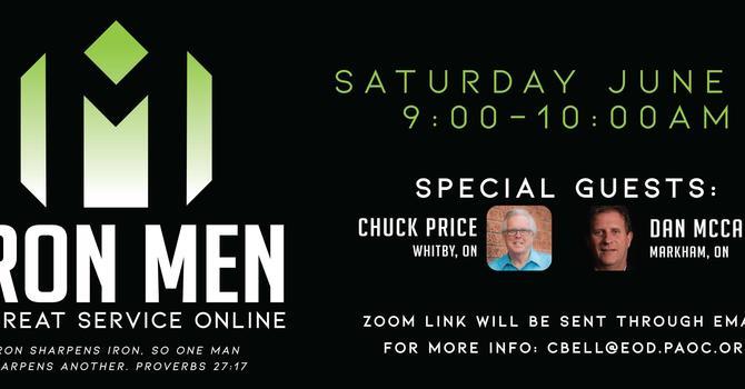 Men's Retreat  - IRON MEN