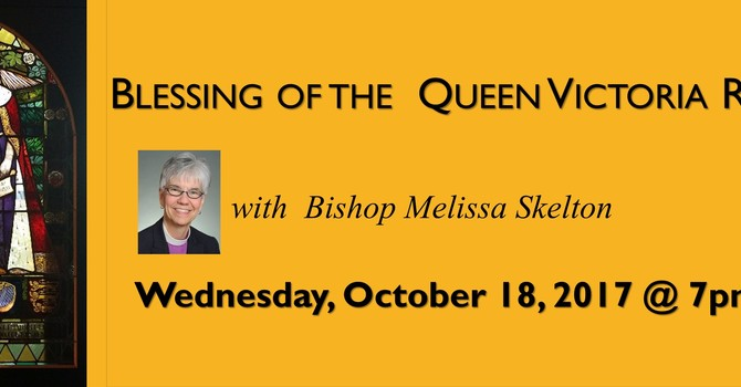Blessing of the Queen Victoria Room