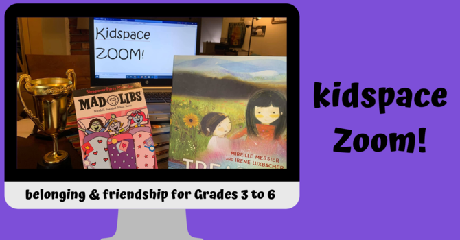 kidspace Zoom!