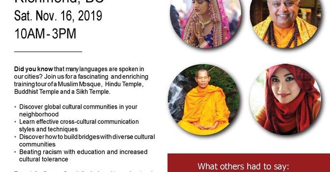 Multi-Cultural Training Tour