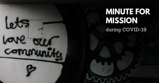 Minute for Mission: Offenders Suffer Even More Isolation image