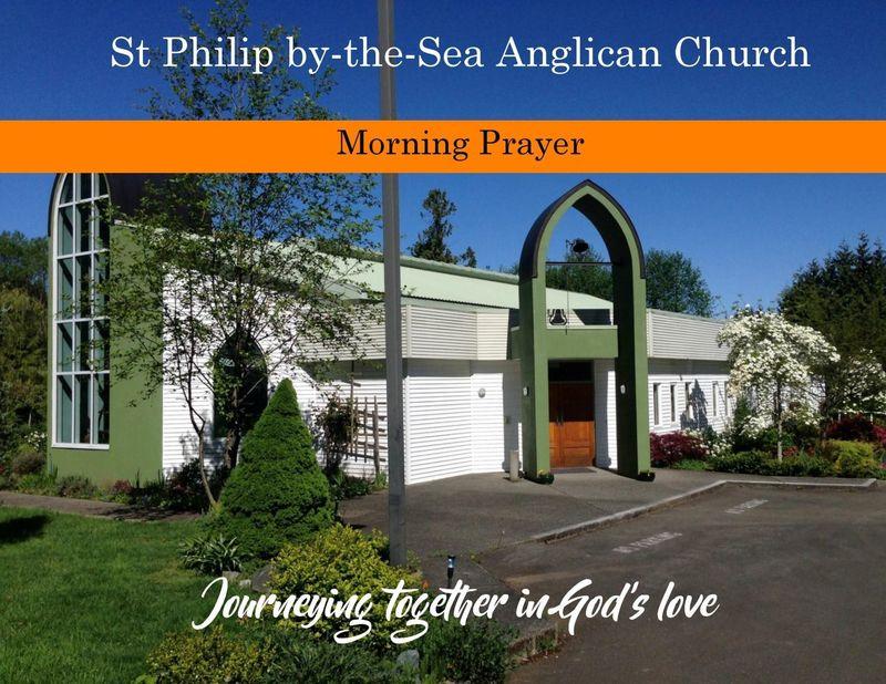 17 May (Easter 6) - Morning Prayer