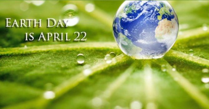 A Liturgy for Earth Day image
