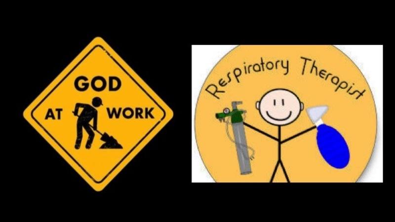 God at Work part 9 - RT/EMT in the Coronavirus era