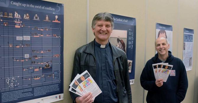 Reformation Poster Quiz at HTV