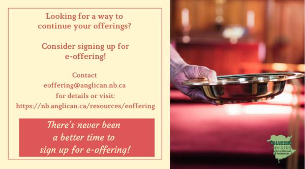 Join e-offering!
