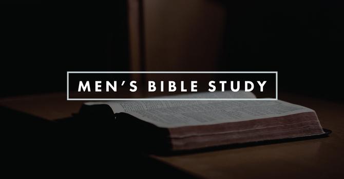 Men's Bible Study: Thursday Morning