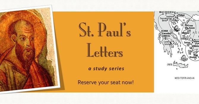 A Series to Study St. Paul's Letters