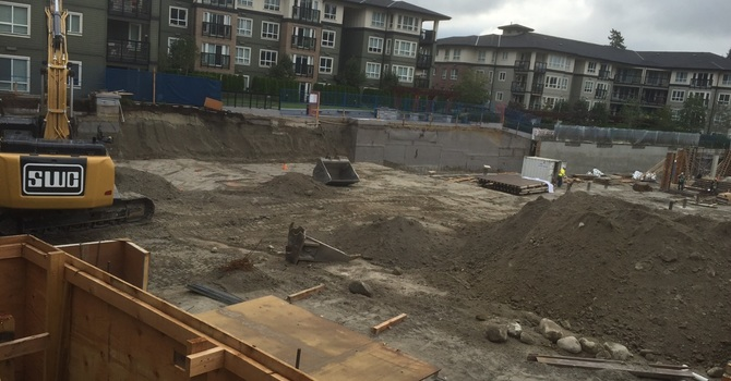 Excavation and Shoring – UBC Lot 27 & 29 (Cypress and Pine House) image