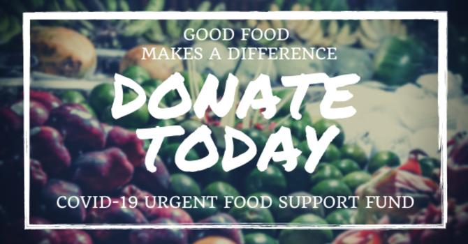 Local urgent support fund - Shelbourne Community Kitchen image