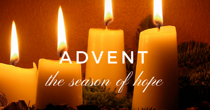 Prophet, Poet, Disciple, Song  - Advent reflection image