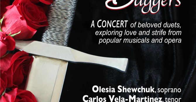 """Roses & Daggers"" - Fundraising Concert"