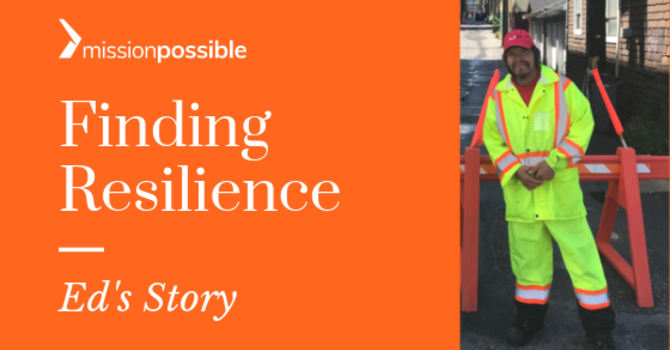 Finding Resilience: Ed's Story image