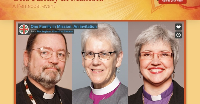 Virtual Pentecost