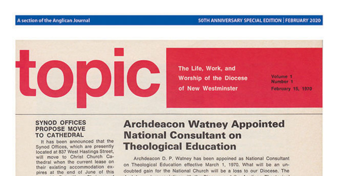 TOPIC 50th Anniversary Edition Online