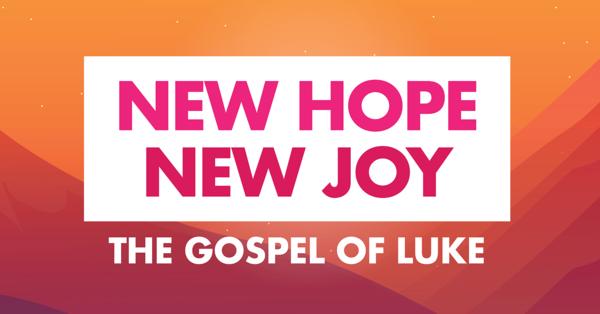 New Hope, New Joy