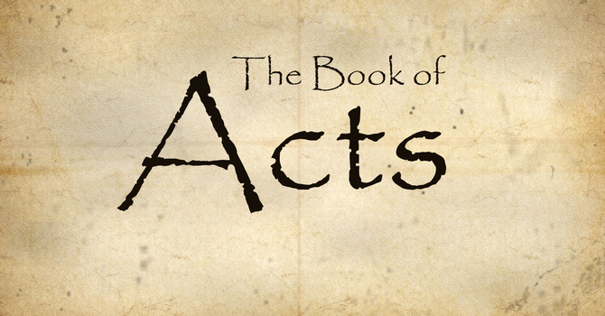 Acts 21:27-22:29