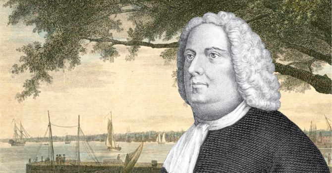 A New Look At Philadelphia's Founder William Penn