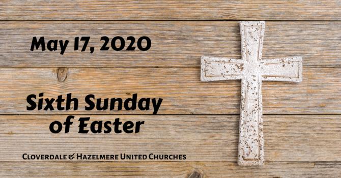 May 17, 2020 Worship Service image