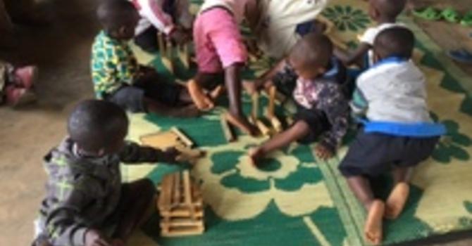 Supporting Families in Rwanda