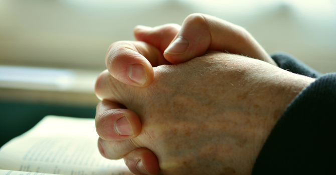 Men's Weekly Prayer Group - VIRTUAL MEETING