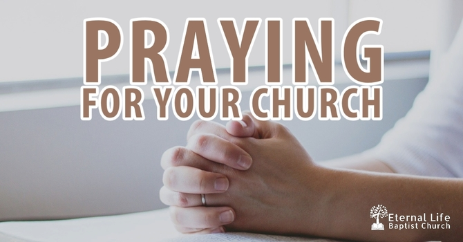 Praying For Your Church