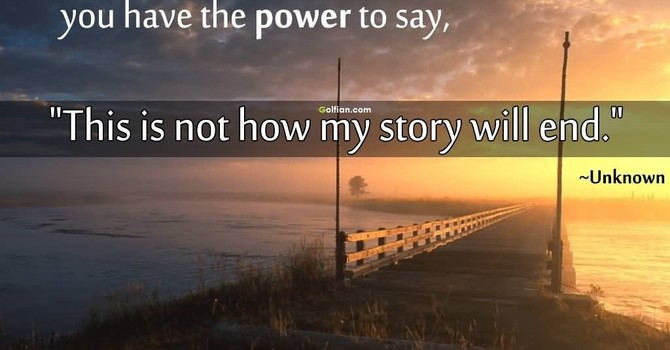 It's All About the Story image