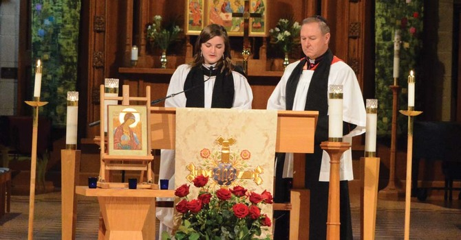 Celebration of New Ministries @ Evensong