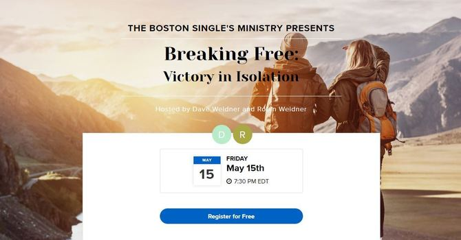 Breaking Free: Victory in Isolation image