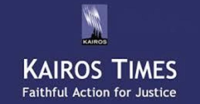 Resources from Kairos Canada  image