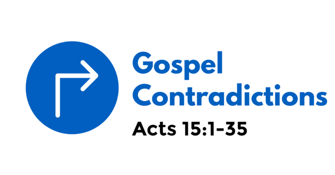 Gospel Contradictions