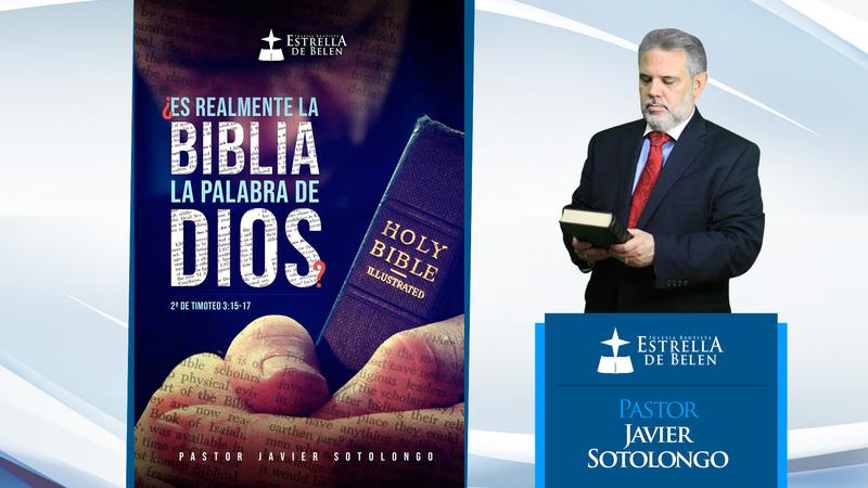 ¿Es realmente la Biblia la palabra de Dios?